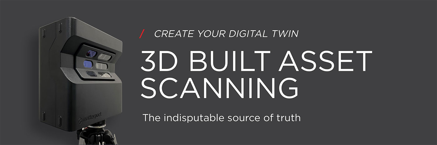 3D Built Asset Scanning